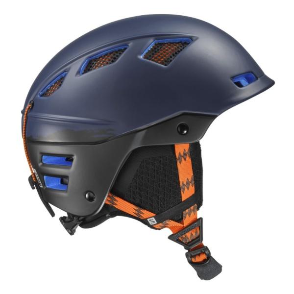 Горнолыжный шлем Salomon Mtn Charge темно-синий M(56/59)