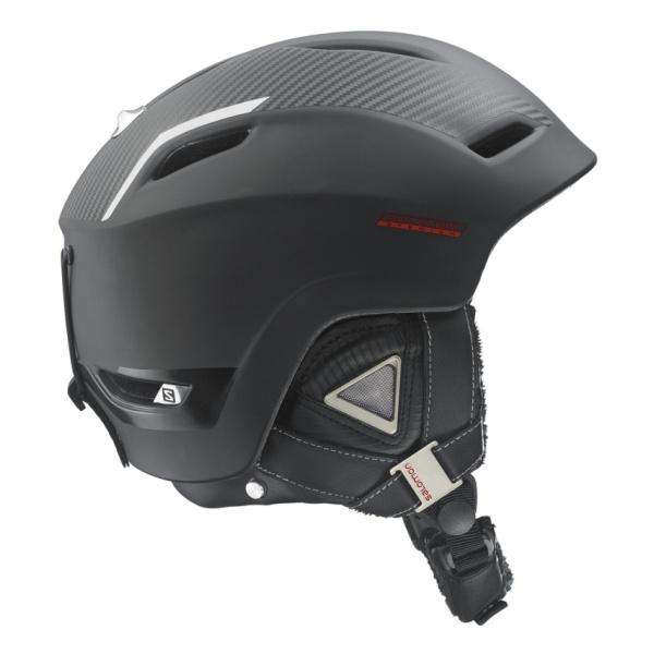 Горнолыжный шлем Salomon Salomon Phantom C.Air черный S(53/56)