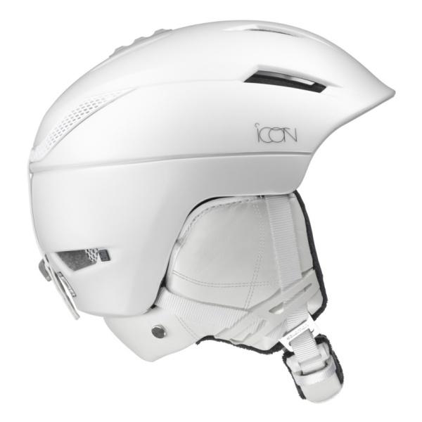 Горнолыжный шлем Salomon Salomon Icon 2 C. Air женский белый S(53/56)