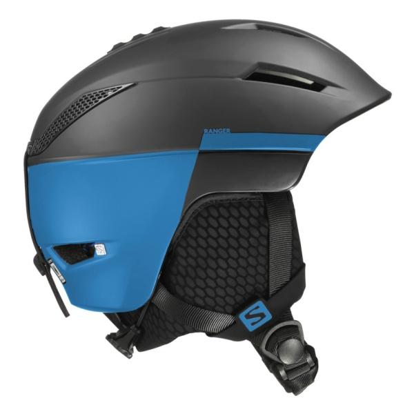 Горнолыжный шлем Salomon Salomon Ranger 2 черный S(53/56)