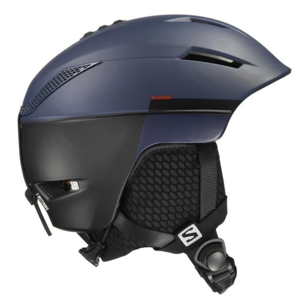 Горнолыжный шлем Salomon Ranger 2 темно-синий S(53/56)