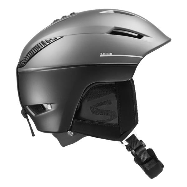Горнолыжный шлем Salomon Salomon Ranger 2 C.Air темно-серый M(56/59)
