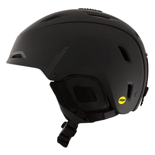 Горнолыжный шлем Giro Giro Range Mips черный M(55.5/59CM) велошлем giro hex мтв m 55 59 см матовый черный gi7055293