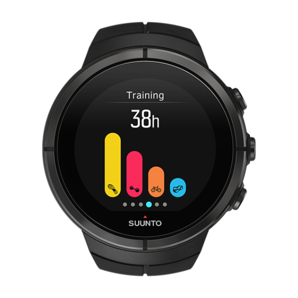 Купить Часы Suunto Spartan Ultra All Black Titanium HR