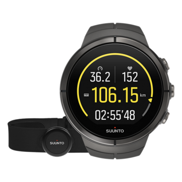 Часы Suunto Suunto Spartan Ultra Stealth Titanium HR темно-серый