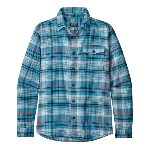 цена Рубашка Patagonia Patagonia L/S LW Fjord Flannel