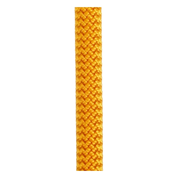 Веревка статическая Edelweiss Edelweiss Speleo 11 мм оранжевый 1м веревка edelweiss edelweiss статическая speleo 11 мм черный 1м