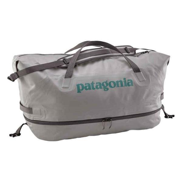 Баул Patagonia Patagonia Stormfront Wet/Dry Duffel 65 L серый 65л