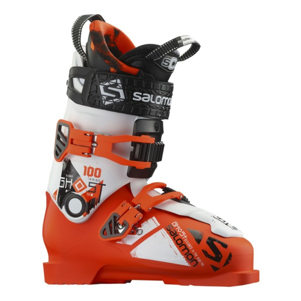 Купить Горнолыжные ботинки Salomon Ghost Fs 100