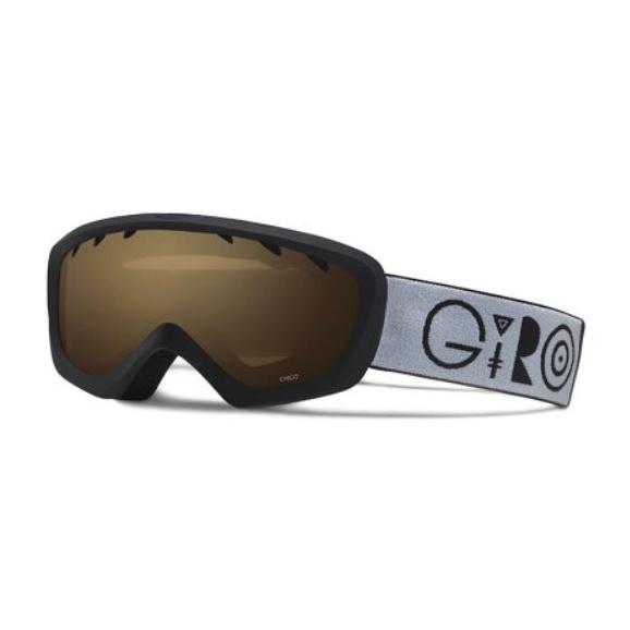 Горнолыжная маска Giro Chico черный YOUTHSMALL