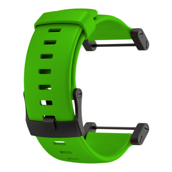 Suunto Core Rubber Strap зеленый