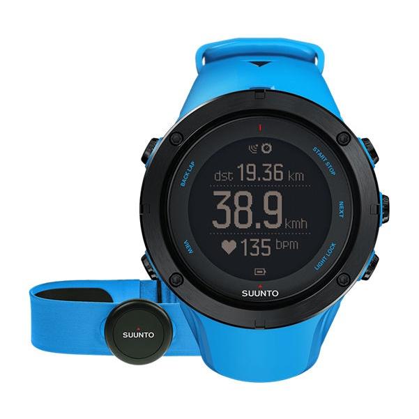 Часы Suunto Ambit 3 Peak HR голубой