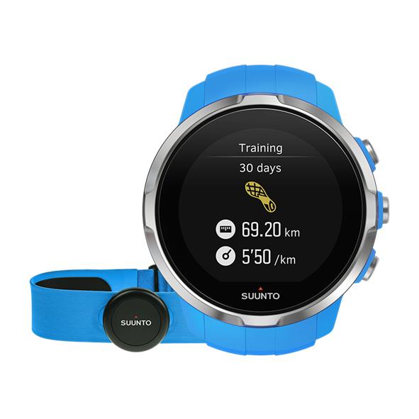 Часы Suunto Spartan Sport (HR) синий