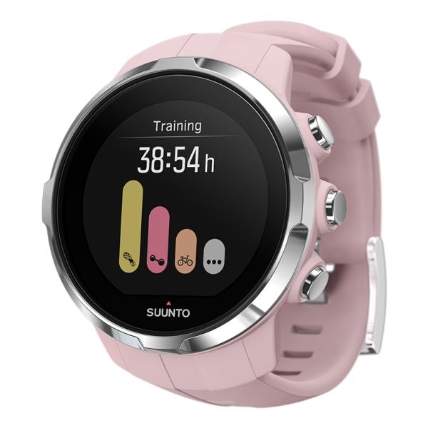 Часы Suunto Spartan Sport (HR) светло-розовый