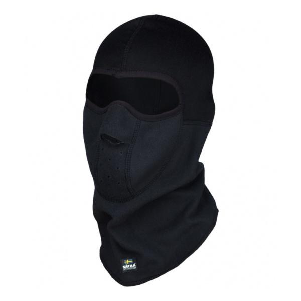 Балаклава Satila Satila Head Mask черный 58 1pcs lot ds24b full head mask fox head mask halloween mask funny nick fox latex realistic crazy rubber party sell at a loss usa
