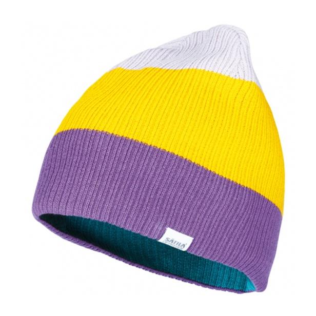 Шапка Satila Skrynky светло-фиолетовый 58