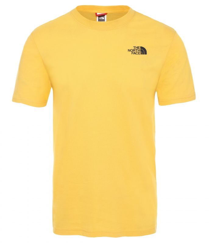 Футболка The North Face The North Face M S/S Red Box Tee футболка the north face the north face box s s tee детская