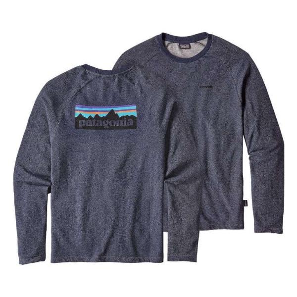 Толстовка Patagonia P-6 Logo LW Crew Sweatshirt