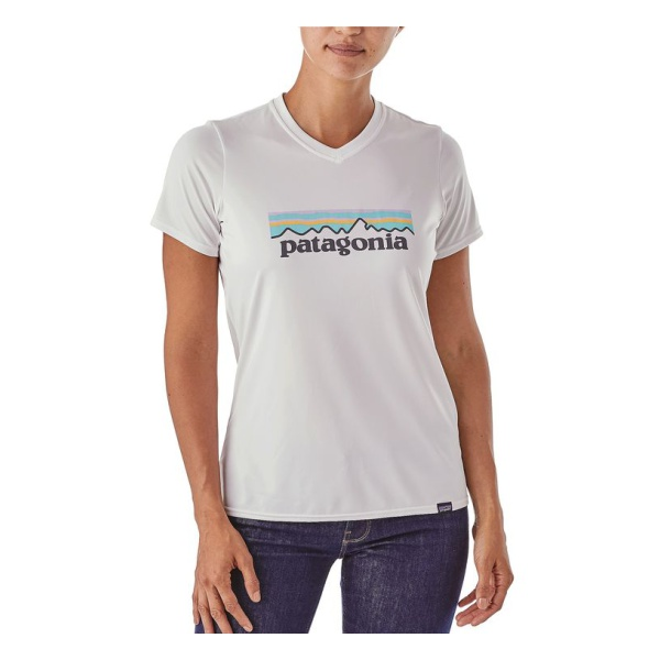 Купить Футболка Patagonia Capilene Daily Graphic T-Shirt женская
