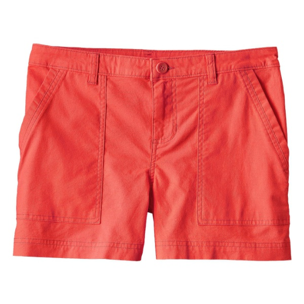 Шорты Patagonia Patagonia Stretch All-Wear Shorts - 4 IN женские shorts husky shorts