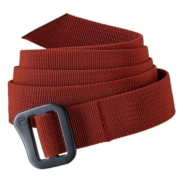 Ремень Patagonia Friction Belt красный ONE