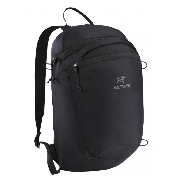 Рюкзак Arcteryx Index 15 черный 15л