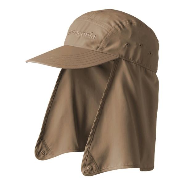 Кепка Patagonia Bimini Stretch Fit Cap коричневый L