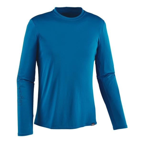 Футболка Patagonia Patagonia Cap Daily L/S Graphic T-Shirt patagonia patagonia island hopper ii l s