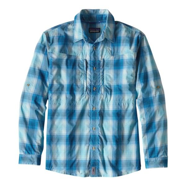 Рубашка Patagonia L/S Sun Strech Shirt