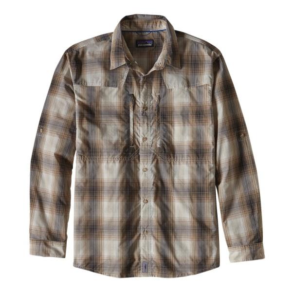 Рубашка Patagonia Patagonia L/S Sun Strech Shirt patagonia patagonia island hopper ii l s