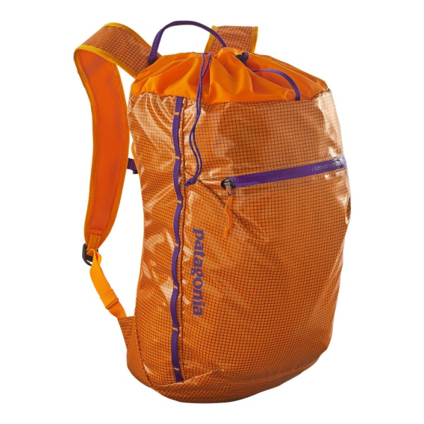 Рюкзак Patagonia Patagonia LW Black Hole Cinch Pack 20L оранжевый 20л