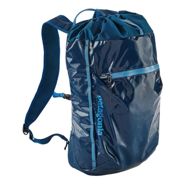 купить Рюкзак Patagonia Patagonia LW Black Hole Cinch Pack 20L синий 20л недорого