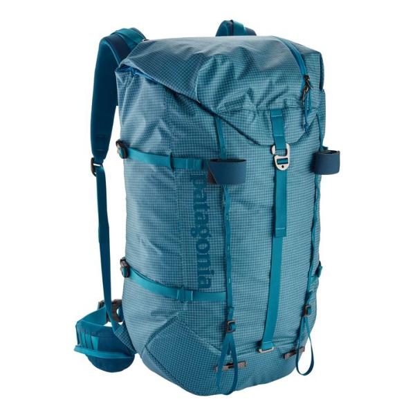 Рюкзак Patagonia Patagonia Ascensionist 40L голубой L цена и фото