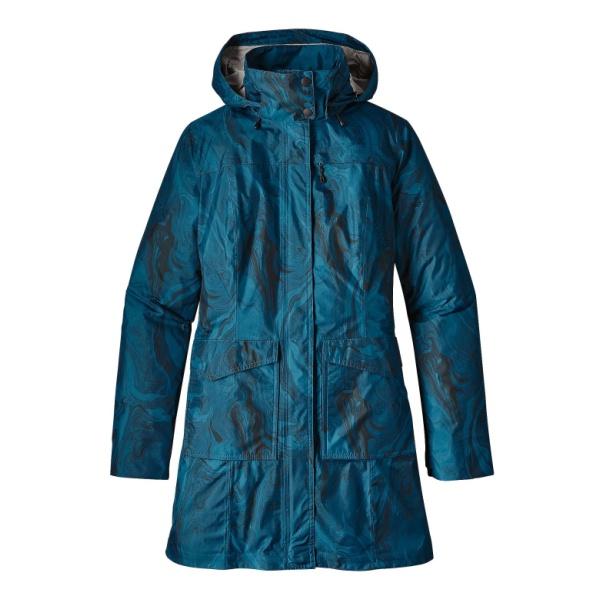 Куртка Patagonia Torrentshell City Coat женская