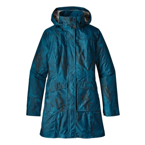 Куртка Patagonia Patagonia Torrentshell City Coat женская куртка patagonia patagonia torrentshell city coat женская