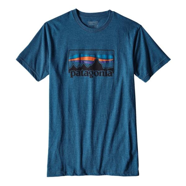 Футболка Patagonia Patagonia '73 Logo Cotton/Poly T-Shirt футболка patagonia patagonia baby fitz roy skies cotton детская