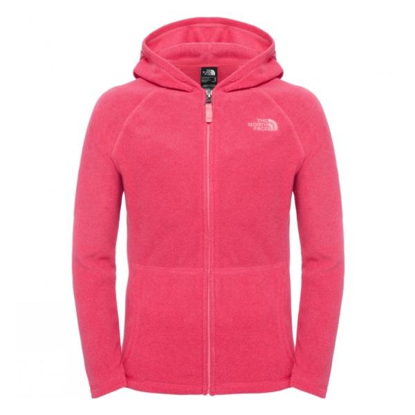 Куртка The North Face Glacier Full Zip Hoodie для девочек
