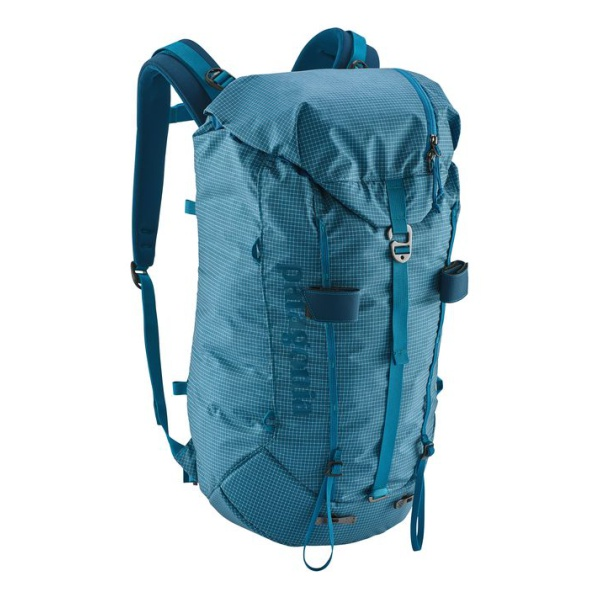 Рюкзак Patagonia Patagonia Ascensionist Pack 30L голубой S рюкзак patagonia patagonia arbor classic pack 25l темно синий 25л