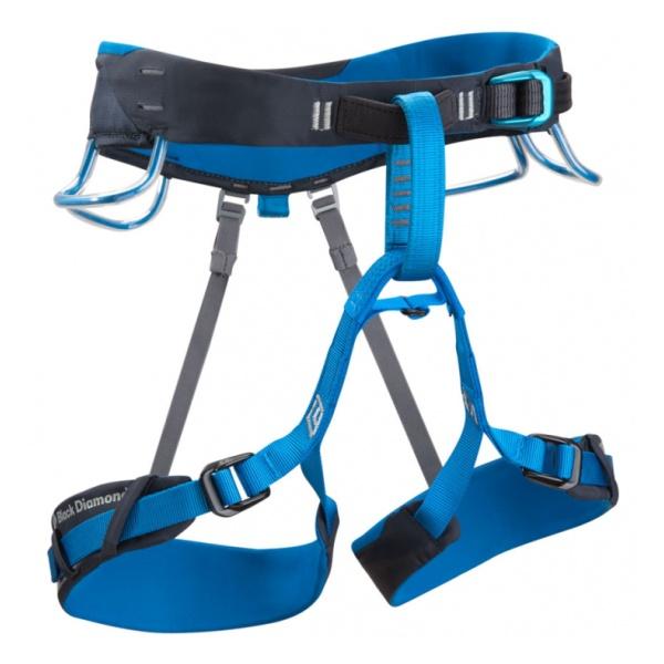 Страховочная система Black Diamond Aspect Harness темно-синий M