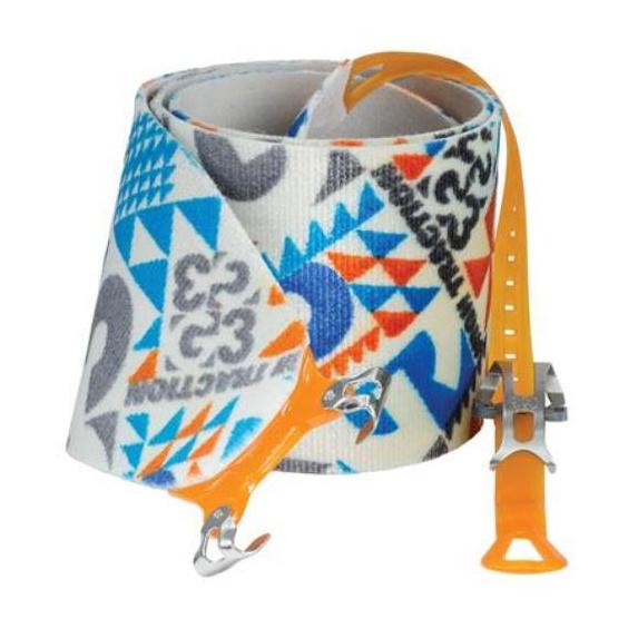 Камус G3 Alpinist HT Skins 115 mm 183-99 голубой 183/99
