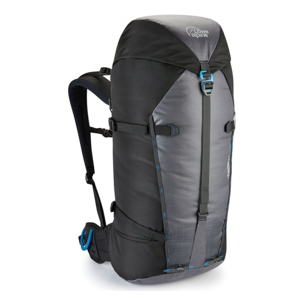 Рюкзак Lowe Alpine Alpine Ascent 40:50 L темно-серый 50л
