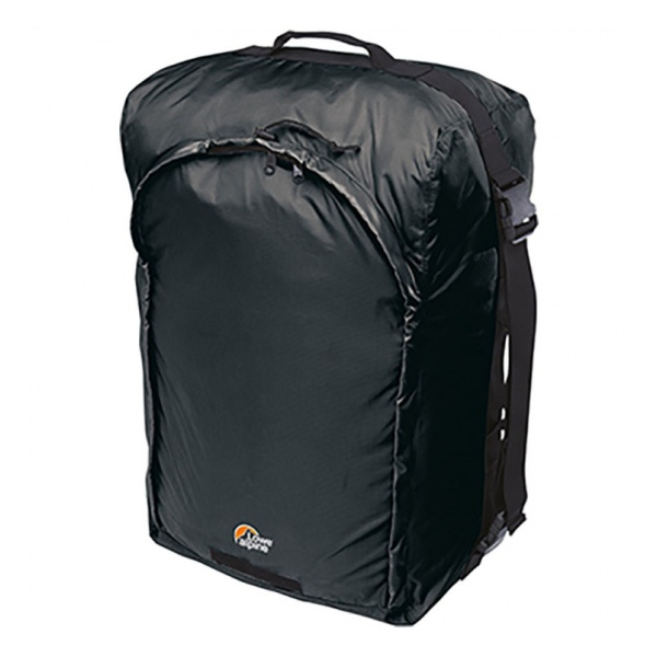 Чехол на рюкзак Lowe Alpine Lowe Alpine Baggage Handler черный L чехол для рубашек lowe alpine shirt bag темно серый