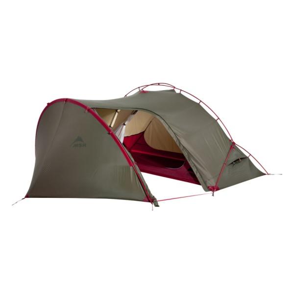 Палатка MSR MSR Hubba Tour 1 зеленый 1/местная