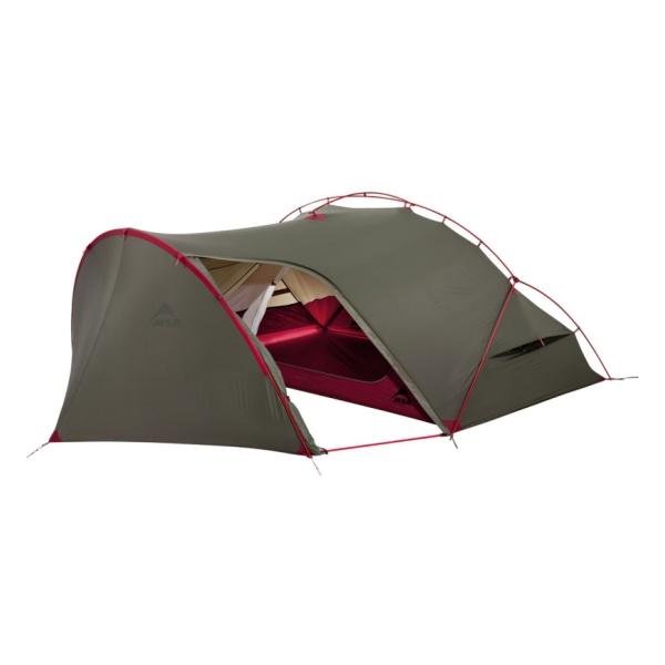 Палатка MSR Hubba Tour 2 зеленый 2/местная