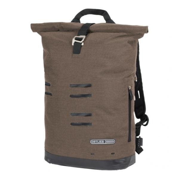 Рюкзак ORTLIEB Ortlieb Commuter Daypack 21 л темно-коричневый 21л commuter