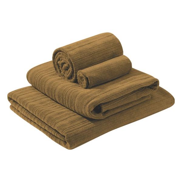 Полотенце PackTowl PackTowl походное Luxe L коричневый L(42х92см)