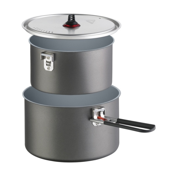 Набор посуды MSR MSR Ceramic 2-Pot Set цена и фото