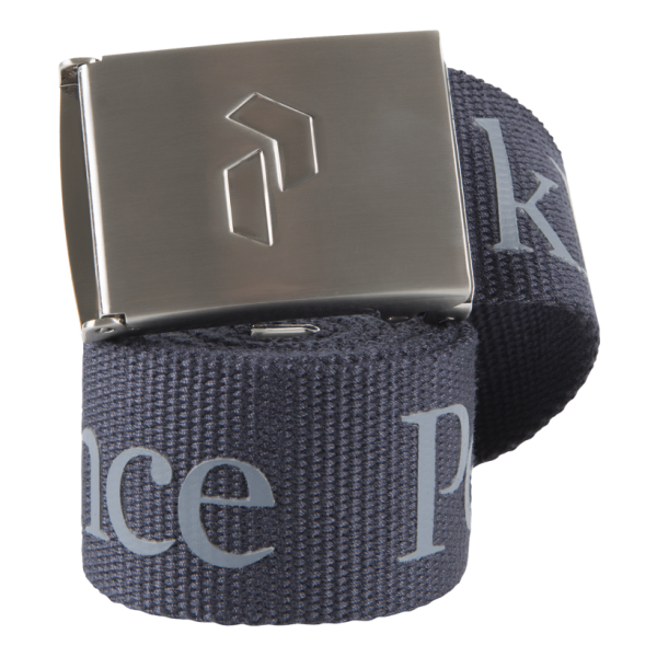 Ремень Peak Performance Peak Performance Rider Belt темно-серый ONE шапка peak performance peak performance teton hat темно оранжевый one