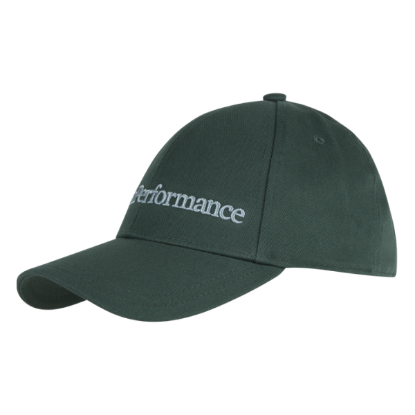 Кепка Peak Performance Peak Performance Shade Cap зеленый L