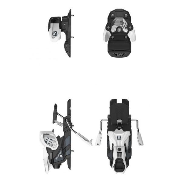 Горнолыжные крепления Salomon T Warden MNC 13 белый 100